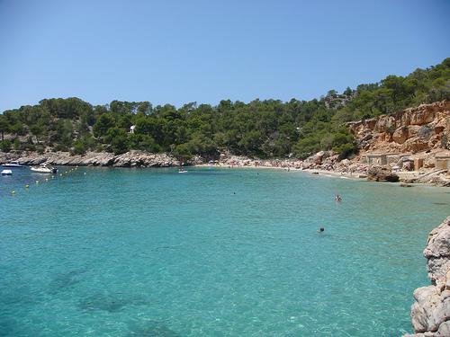 ibiza beach Bild