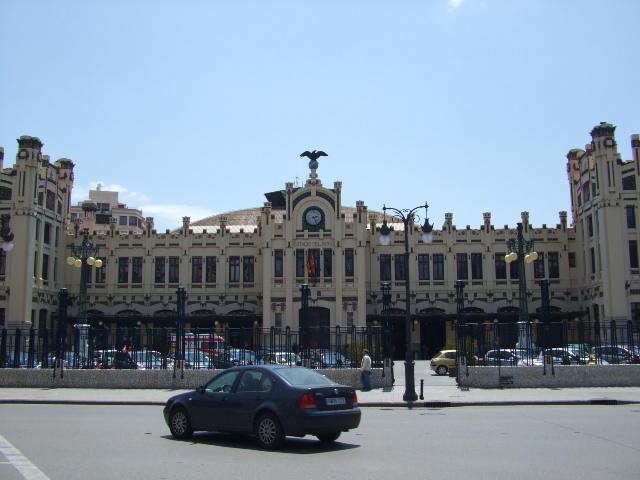 Bild Bahnhof Valencia