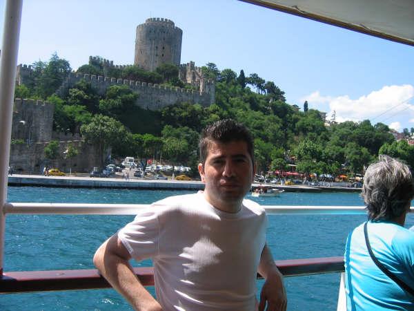 Auf dem Touristenboot