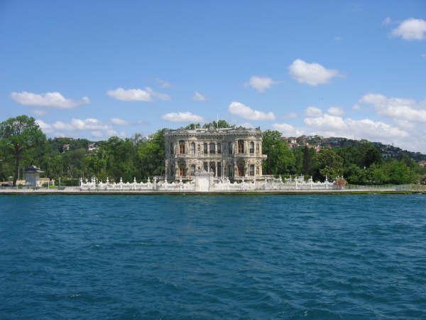Castle at Bosphorus