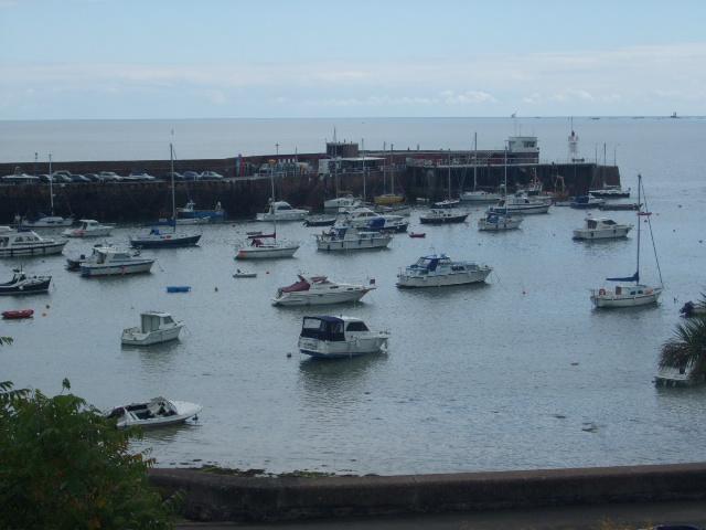 Gorey Pier