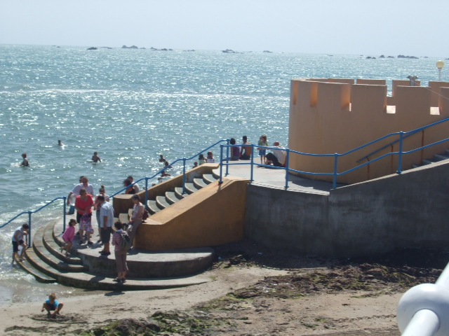 Havre de Pas Low Tide 3