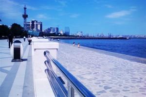 Kaspisches Meer Baku