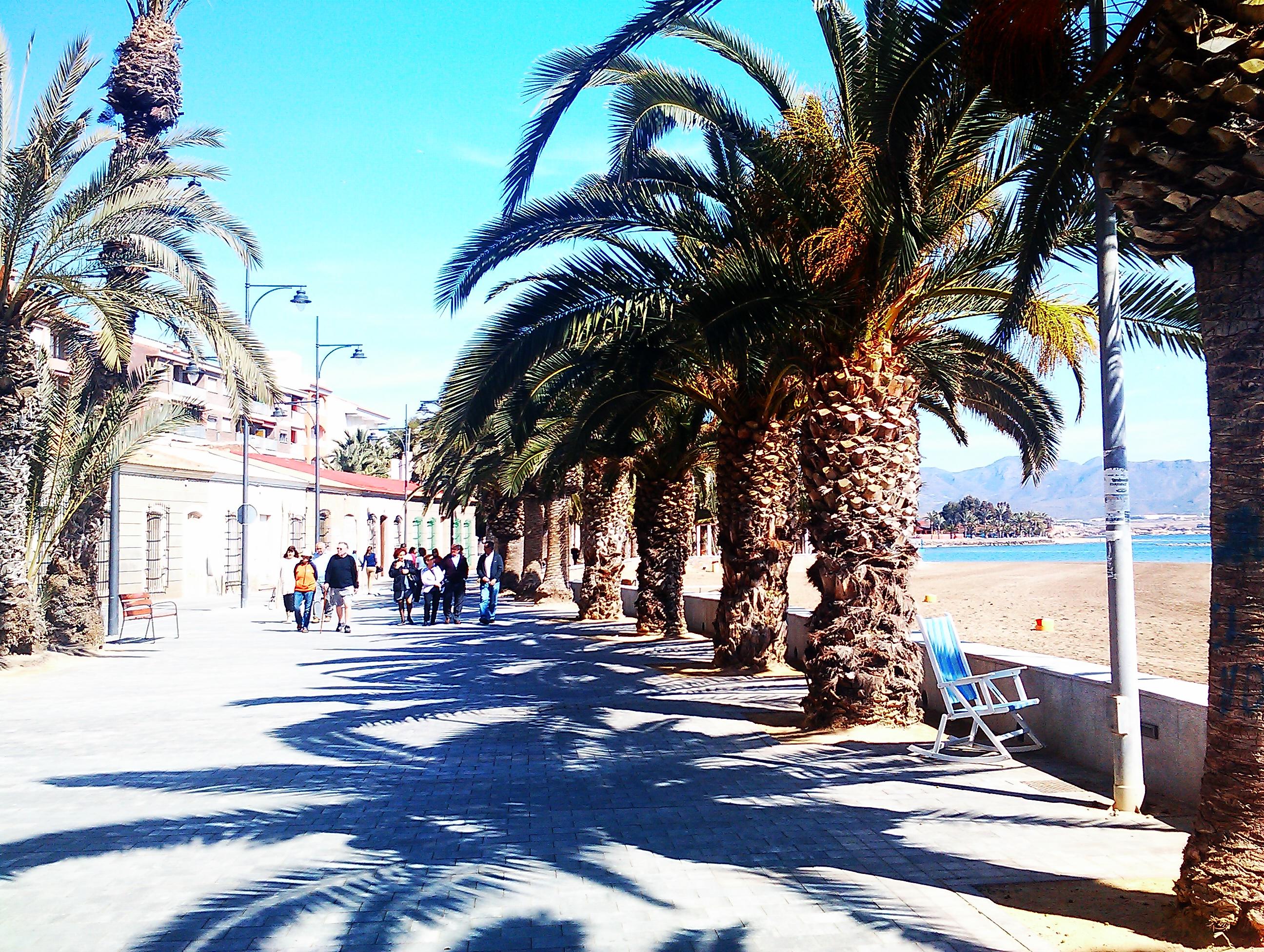 Hafenmeile Marrón