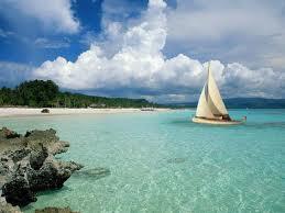Strand in der Karibik