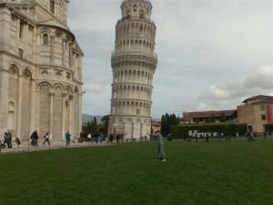 Bild des Schiefen Turms von Pisa