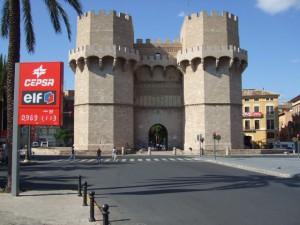 Bild Türme in Valencia